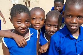 Smiling Kids  3.20.13