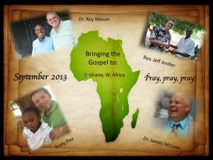 Ghana Fall 2013